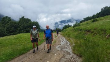 HIKING IN & AROUND ALBANIA'S ACCURSED MOUNTAINS